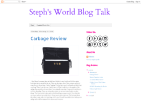 stephsworldblogtalk.blogspot.com