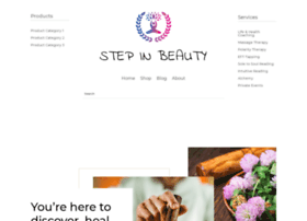 stepinbeauty.com
