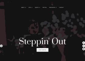 steppinoutballroomdance.com