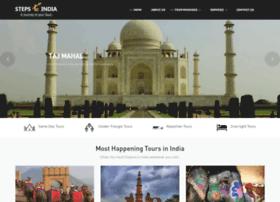 stepstoindia.com