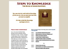 stepstoknowledge.com
