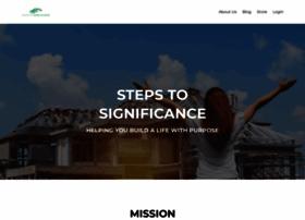 stepstosignificance.com
