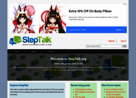 steptalk.org