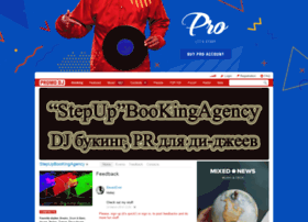 stepupbookingagency.pdj.ru