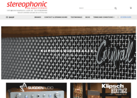 stereophonic.com.au