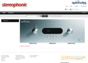 stereophonic.quicksales.com.au