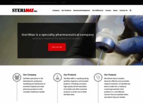 sterimaxinc.com