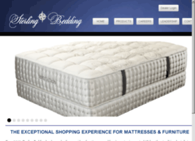 sterlingbedding.com