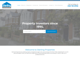 sterlingproperties.co.uk