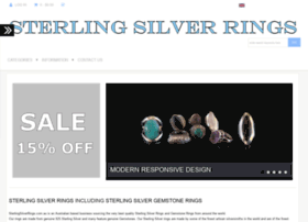 sterlingsilverrings.com.au