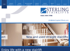 sterlingstairlifts.net