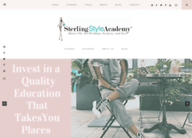 sterlingstyleacademy.com
