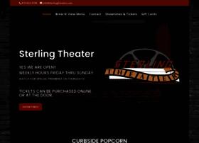 sterlingtheaters.com