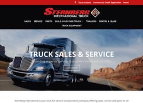 sternberginternationaltruck.com