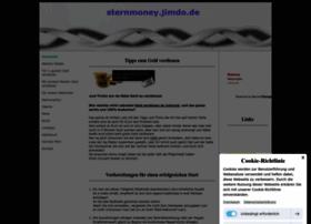 sternmoney.jimdo.com