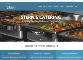 sternscatering.com