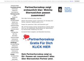 sternzeichen-partnerhoroskop.com