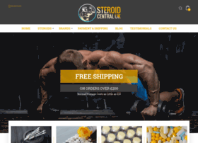 steroidcentraluk.com