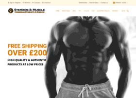 Steroidsandmuscle.com
