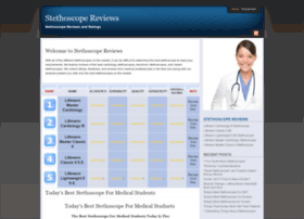 stethoscope-reviews.com
