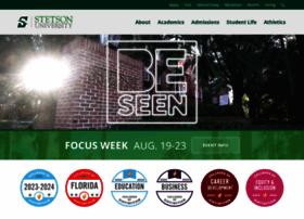 stetson.edu