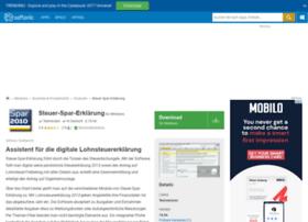 steuer-spar-erklaerung.softonic.de