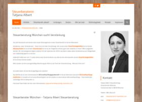 steuerberaterin-muenchen.com