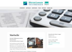steuerberatung-langer.de