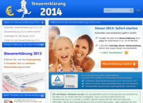 steuererklaerung-2013.com