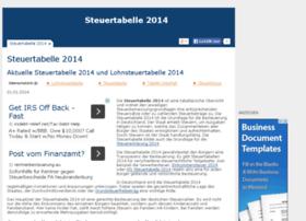 steuertabelle.steuererklaerung-aktuell.de