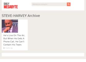 steve-harvey.dailymegabyte.com