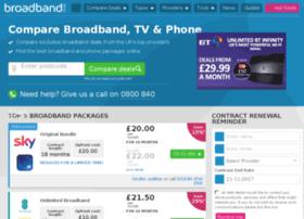 Steve.broadband-finder.co.uk
