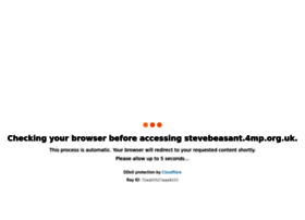stevebeasant.mycouncillor.org.uk
