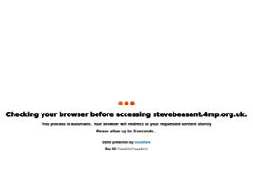 stevebeasant.mycouncillor.org.uk