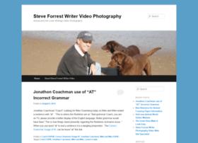 steveforrestwritervideo.wordpress.com