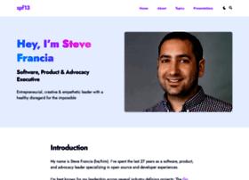 stevefrancia.com
