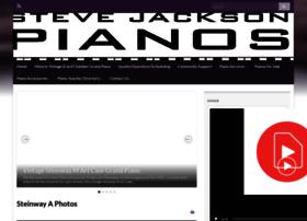 stevejacksonpianos.com