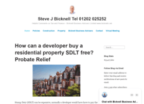 stevejbicknell.com