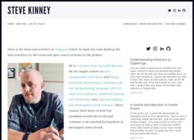 stevekinney.net