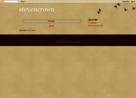 stevencrown.blogspot.com