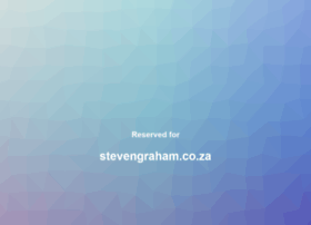 stevengraham.co.za