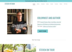 stevenpetrow.com
