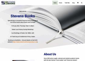 stevensbooks.co.uk
