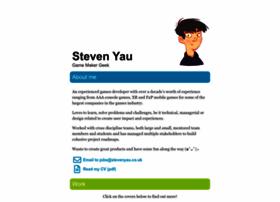 stevenyau.co.uk