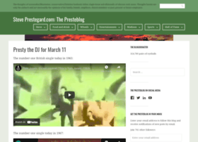 steveprestegard.com