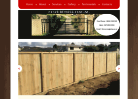 steverussellfencing.co.nz