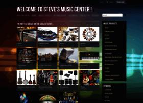 stevesmusiccenter.com