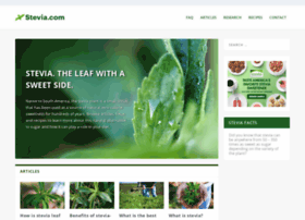 stevia.com