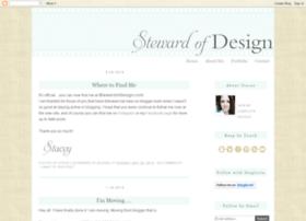 stewardofdesign.blogspot.com
