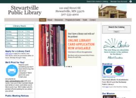 stewartvillelibrary.org